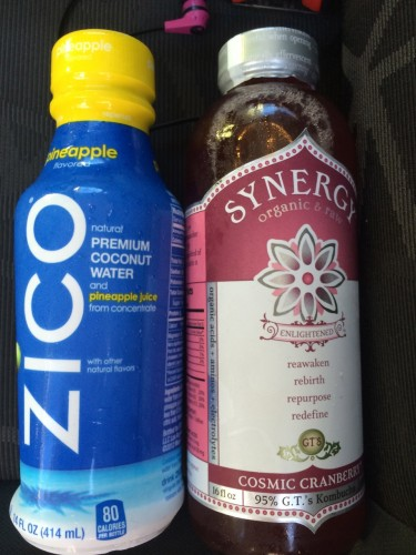 Zico and Kombucha