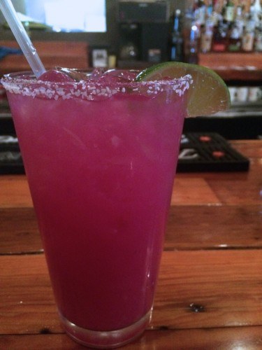 Marfa Padres Bar Prickly Pear Margarita