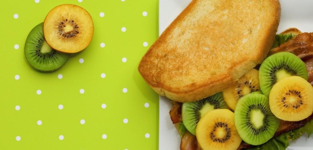 BLK Kiwi Sandwiches