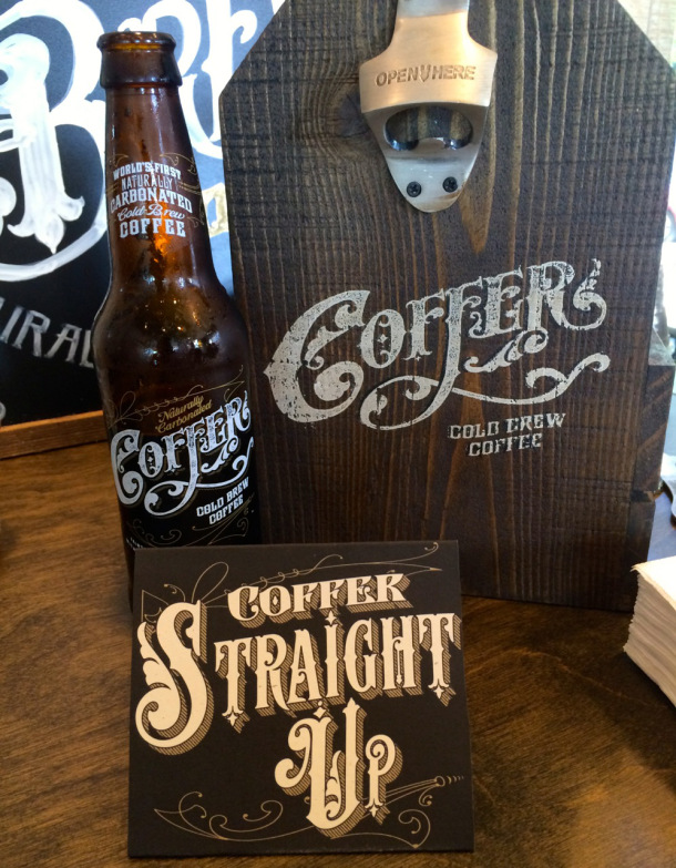 Coffer Carbonated Coffee Austin