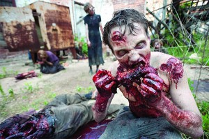 Zombie-Eating-The-Walking-Dead