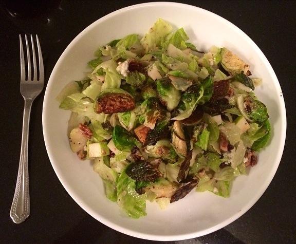 Sweet Autumn Chopped Salad