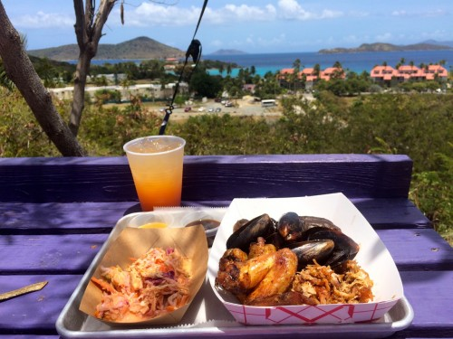 Off the Grid BBQ Truck USVI
