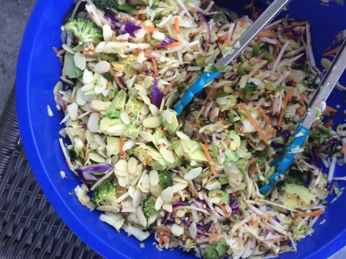 Ultimate Summertime Cole Slaw