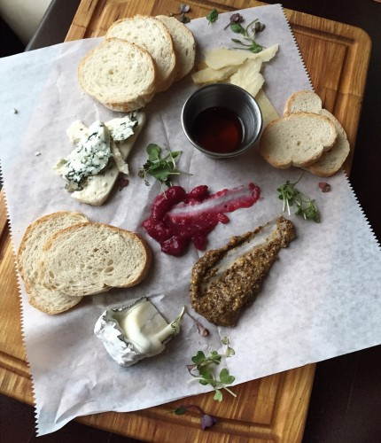 School House Pub Cheese Board