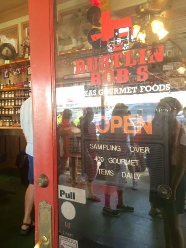 Rustlin Rob's Condiment Store, Fredericksburg, Texas
