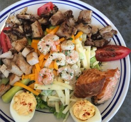 Liberty Kitchen Austin Chef's Salad