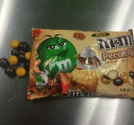 Pecan Pie M&Ms
