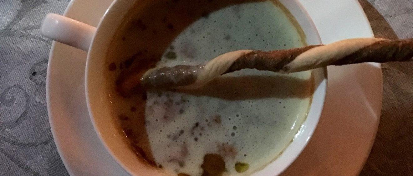 Foie Gras Cappuccino