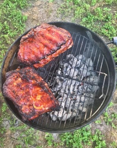 Smithfield Pork Spareribs