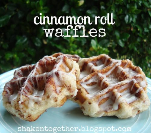 cinnamon roll waffles main BLOG