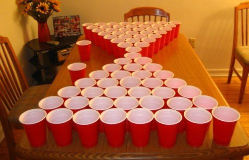 Stand Up Drinking Games