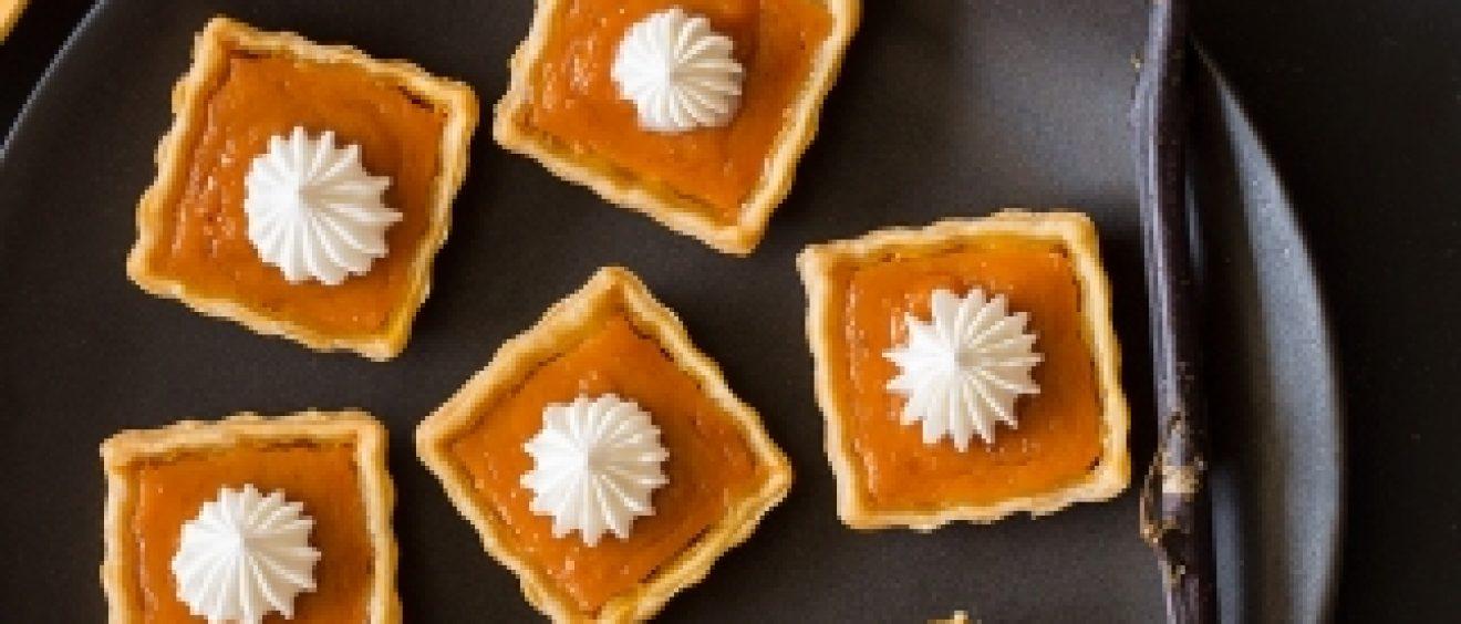 tiny pumpkin pie