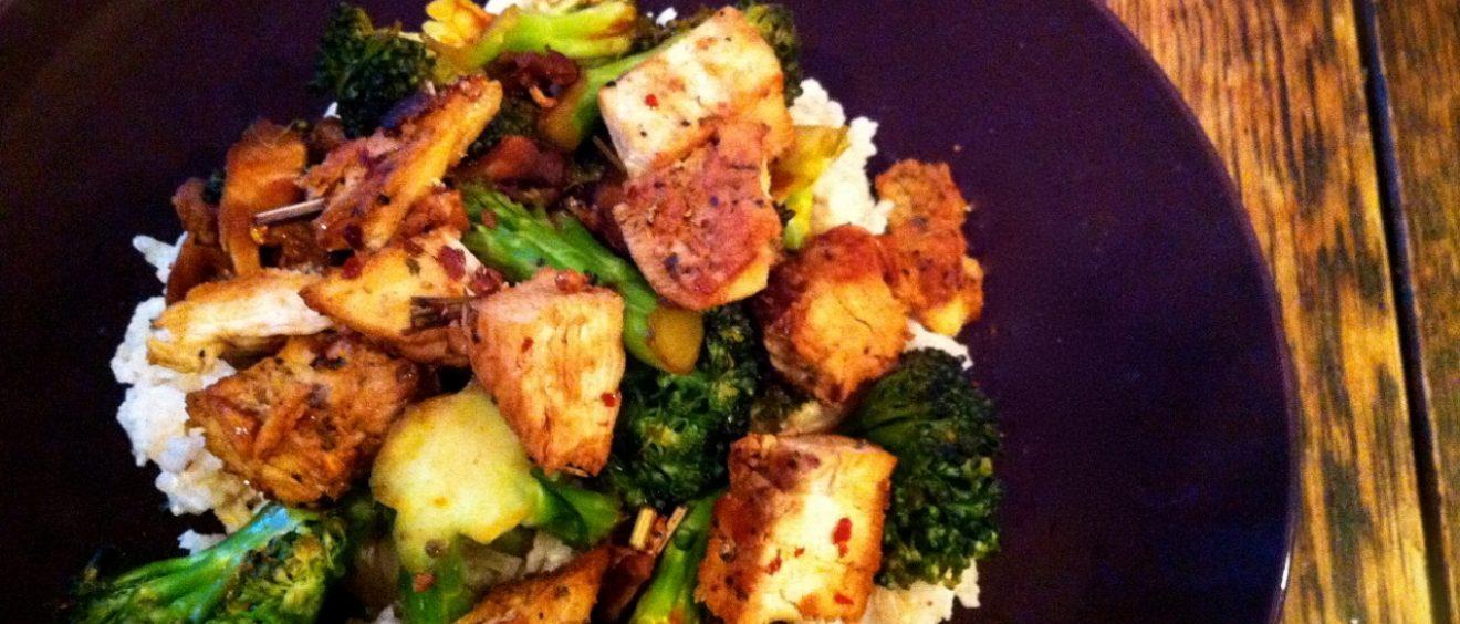 Easy Broccoli Stir Fry