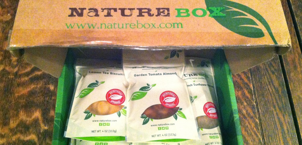 NatureBox Snack Delivery Service