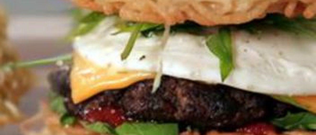Annie Chuns Ramen Burger Bun