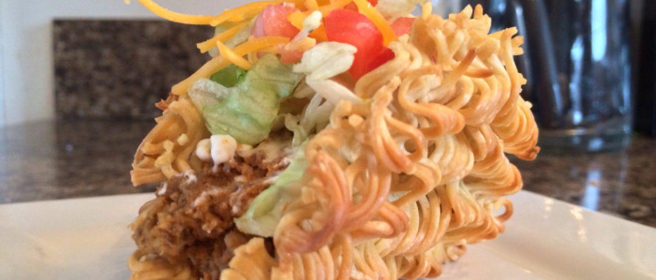 Ramen Taco
