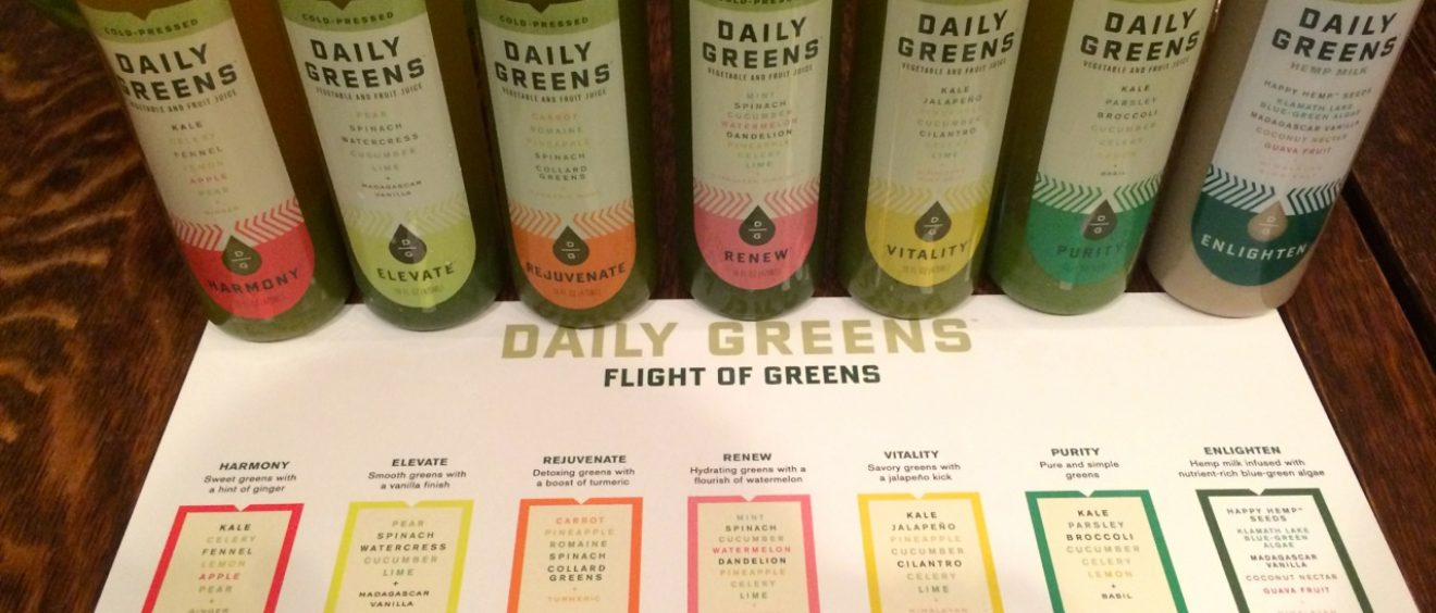 Daily Greens Cold-Pressed Juice