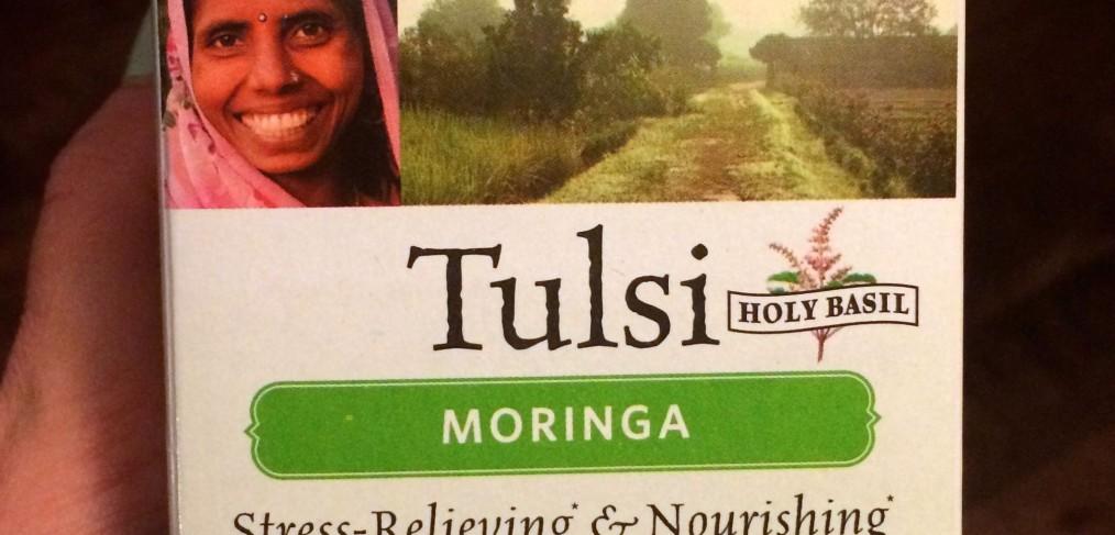 Organic India Moringa Tea