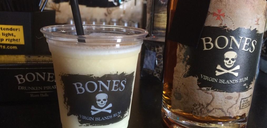 Bones Rum Shop USVI