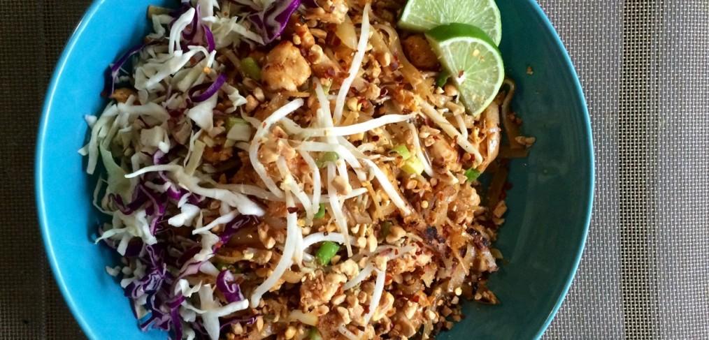Pad Thai at Home